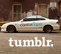 Cars For Hope Official Tumblr
